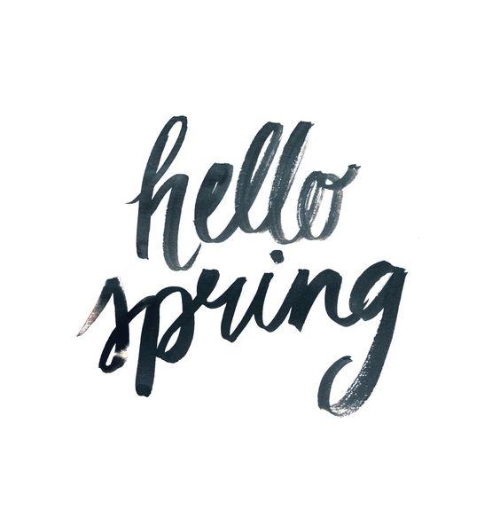 2016 Mar - Hello Spring