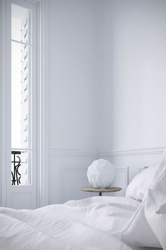 2016 Mar - white bedroom with sunlight