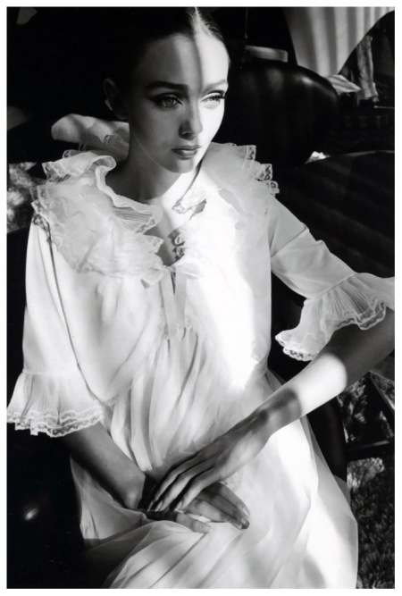 Jeanloup Sieff 1962 - Ina Balke - Palm Beach