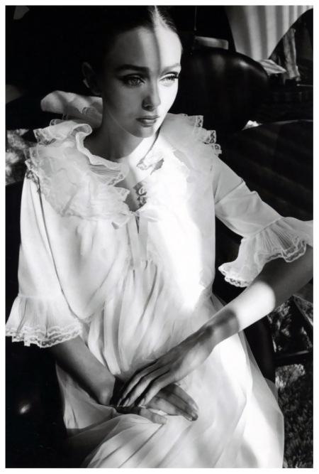 Jeanloup Sieff 1962 - Ina Balke - Palm Beach
