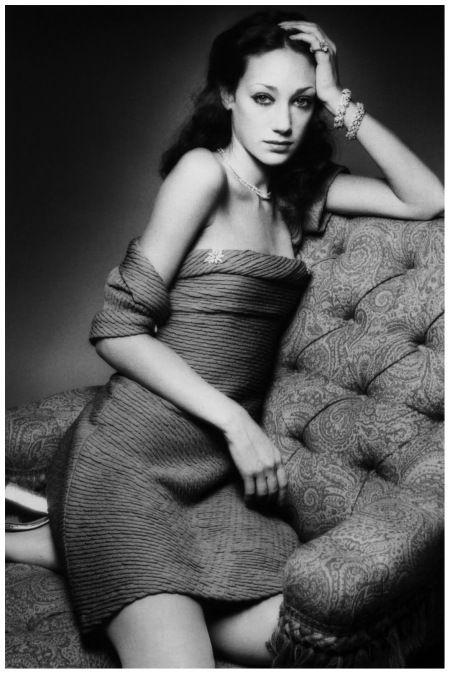 Jeanloup Sieff, Marisa Berenson, 1972