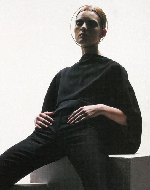 Balenciaga SS98 campaign, Mark Alesky
