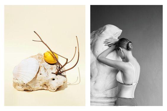 Ester Grass Vergara Photography lemon and girl in bathing suit #1