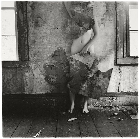 Francesca Woodman, From Space, 1976 © Betty and George Woodman NB: No toning, cropping, enlarging, or overprinting with text allowed.