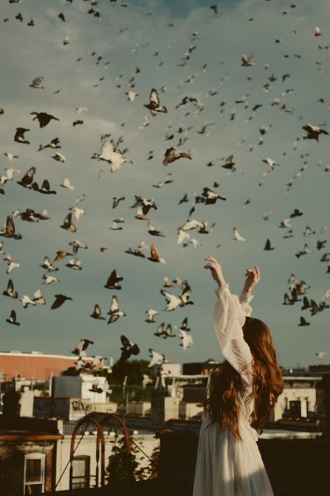 2017-mar-5-girl-with-birds Unknown photographer